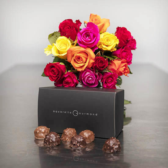 ارسال هدیه به آلمان - ارسال گل به آلمان-تبریک- ولنتاین- شکلات روچر- شکلات روشر- ROCHER
