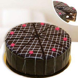 کیک شکلاتی -ارسال هدیه به آلمان