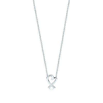"""گردنبند """"قلب دوست داشتنی"""" پاندورا- ارسال به فرانسه"""