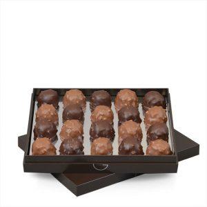 رز و شکلات-ارسال هدیه به فرانسه