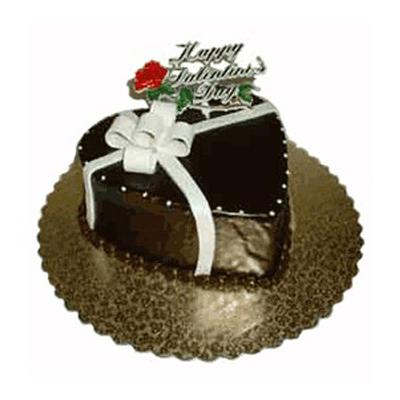 کیک قلبی- ارسال هدیه به هلند