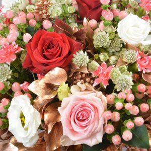 دسته گل رمانتیک-ارسال هدیه به هلند