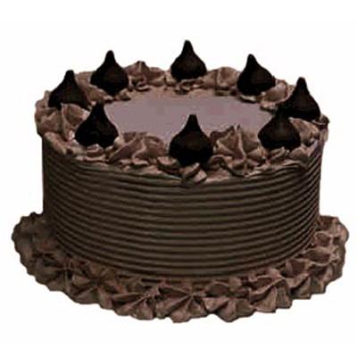 کیک شکلاتی-ارسال هدیه به هلند