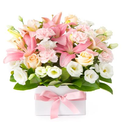 سبد گل النیور-ارسال هدیه به استرالیا