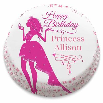 کیک تولد شاهزاده خانم-ارسال هدیه به انگلیس