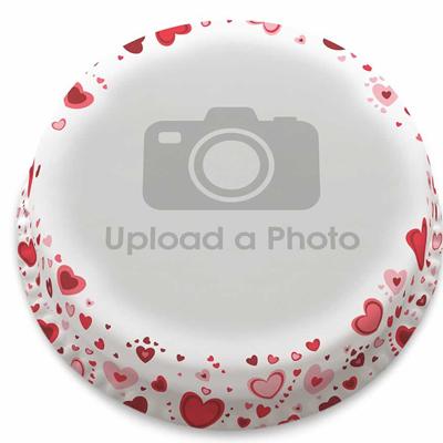 کیک طرح قلب قرمز-ارسال هدیه به انگلیس