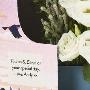 گل سالگرد ازدواج-ارسال هدیه به انگلیس