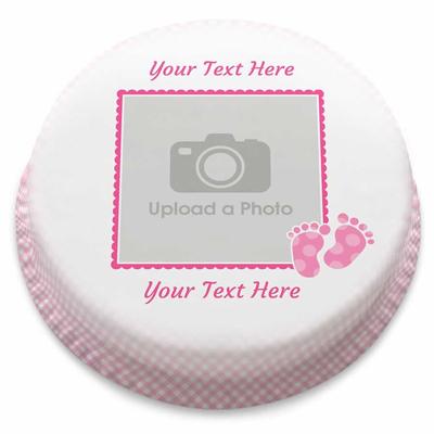 کیک نوزادی-ارسال هدیه به انگلیس