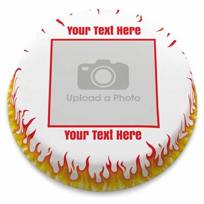 کیک طرح شعله-ارسال هدیه به انگلیس