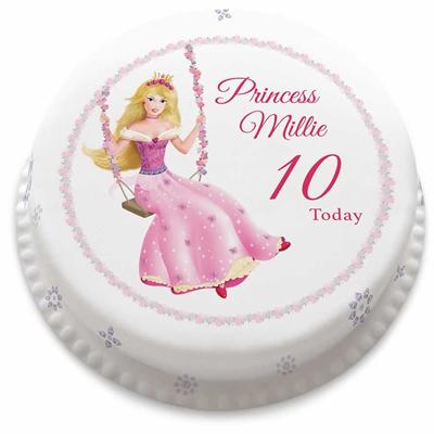 کیک پرنسس-ارسال هدیه به انگلیس