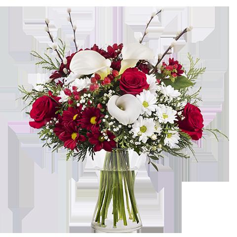ارسال هدیه به ایتالیا - ارسال گل به ایتالیا-تبریک- ولنتاین- دسته گل ترکیبی- دسته گل رز- گل شیپوری- گل نیلوفر- تبریک تولد