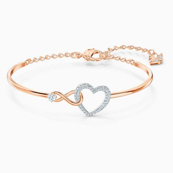 ارسال هدیه به اتریش - ارسال گل به اتریش-تبریک- ولنتاین -اکسسوری سواروسکی- تبریک تولد-سواروسکی-دستبند قلب بی نهایت
