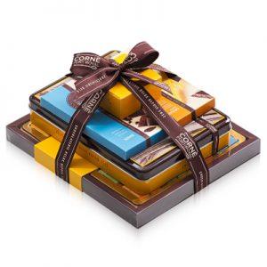 برج شکلاتی بلژیکی-ارسال هدیه به اتریش