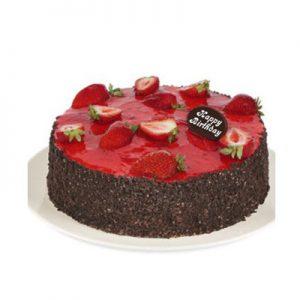 کیک توت فرنگی-ارسال هدیه به استرالیا
