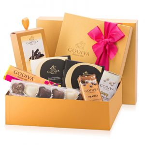 جعبه شکلات رمانتیک-ارسال هدیه به اتریش
