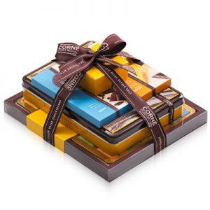برج شکلاتی بلژیکی-ارسال هدیه به ایتالیا