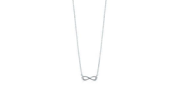 گردنبند طرح infinity تیفانی- ارسال به استرالیا