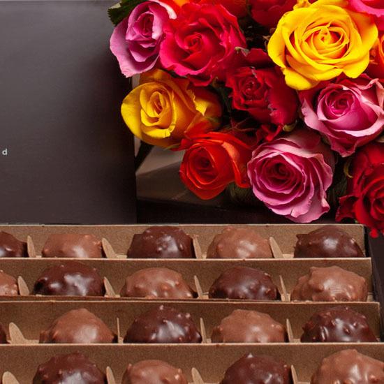 رسال هدیه به هلند - ارسال گل به هلند-تبریک- ولنتاین- شکلات روچر- شکلات روشر- ROCHER