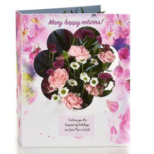 گل تولد-ارسال هدیه به انگلیس