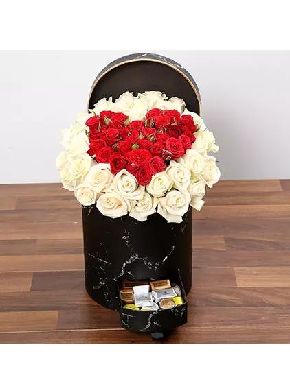 ارسال هدیه به امارات - ارسال گل به امارات-تبریک- ولنتاین- رز قرمز- پکیج – شکلات –کارت پستال