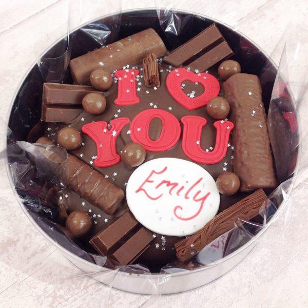 Love You Cake In-a-Tin