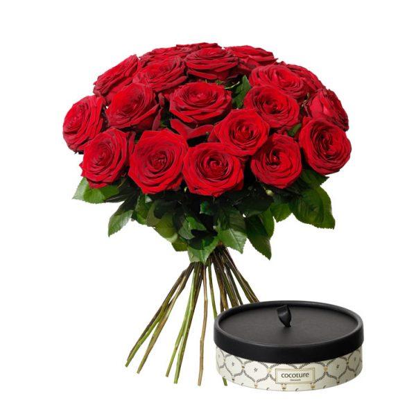 ارسال گل و شکلات به سوئد
